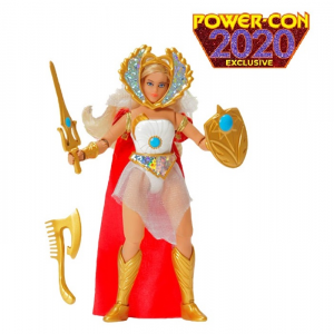 Masters of the Universe ORIGINS: SHE-RA Power-Con Exclusive 35th Anniversary by Mattel 2020