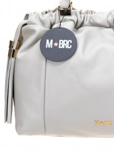 M BRC Borsa a mano Avorio