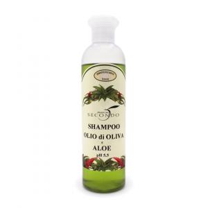 Shampoo all'olio di oliva e aloe ml 250