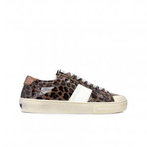 Sneaker animalier Moa