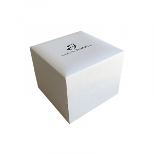 Orologio in silicone bianco uomo Luca Barra Lucky Time cod. BU56