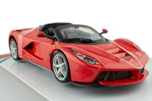 La Ferrari Aperta Red 1/24 Burago