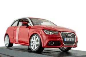 Audi A1 Red 1/24 Burago
