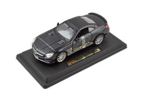 Mercedes-Benz SL65 AMG Met Black 1/24 Burago