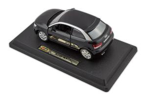 Audi A1 Black 1/24 Burago