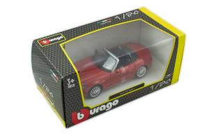 Fiat 124 Spider 1/24 Burago