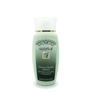Crema fluida mani all'olio di oliva e vitamina E ml 125