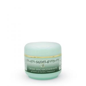 Crema viso rigenerante all'olio di oliva e vitamina E ml 50