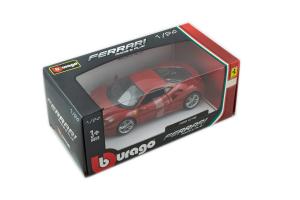 Ferrari 488 Gtb Red 1/24 Burago