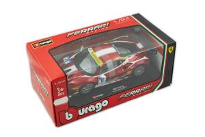 Ferrari 488 Challenge Formula Racing 2017 1/24 Burago