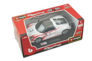 Racing Porsche 918 Weissach 1/24 Burago