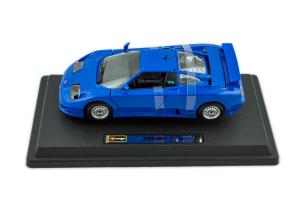 Bugatti Eb 110 1/24 Burago