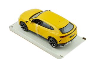 Lamborghini Urus Yellow 1/24 Maisto
