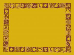 Etnico- Carta Paglia