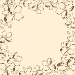 Flowers panna
