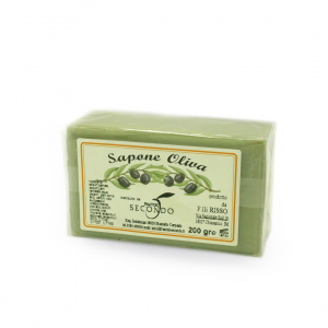 Sapone verde di Marsiglia all'olio di oliva gr 200