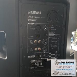 Diff. yamaha DXR15 Coppia usati  + Cover