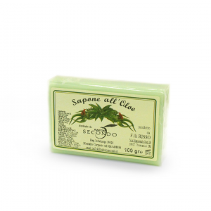 Saponetta all'olio di oliva e aloe gr 100