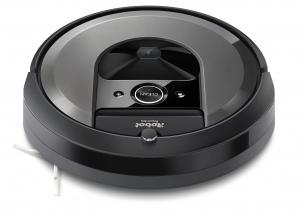 iRobot Roomba i7 aspirapolvere robot 0,4 L Senza sacchetto Nero