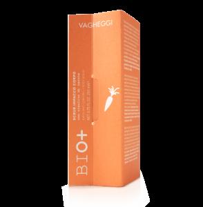 BIO+ Scrub Impacco Corpo con oleolito di carota
