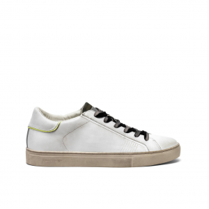 Sneaker bianca Crime London