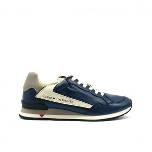 Sneaker blu Guess
