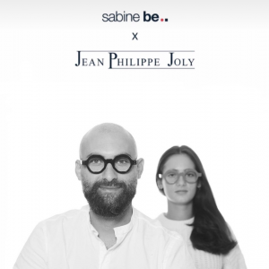 BEFORE X AFTER, Sabine Be X Jean Philippe Joly DARK BLUE