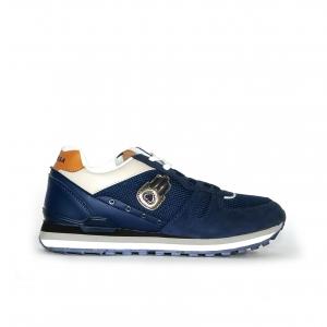 Sneaker navy Kamsa