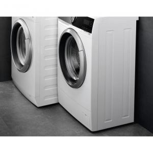 AEG L6SE62W lavatrice Libera installazione Caricamento frontale 6 kg 1200 Giri/min D Nero, Argento, Bianco