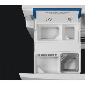 Electrolux EW6F384WQ lavatrice Libera installazione Caricamento frontale 8 kg 1400 Giri/min C Bianco