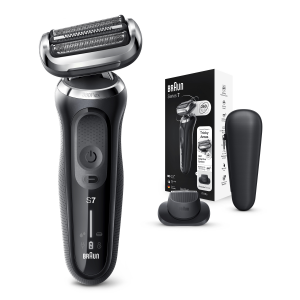 Braun Series 7 70-N1200s Rasoio Trimmer Nero