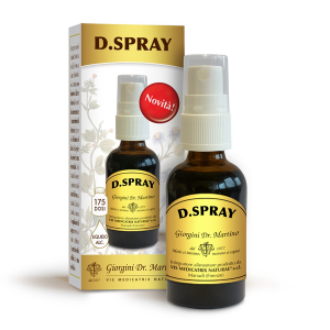 D SPRAY LIQUIDO ALCOOLICO 30ML