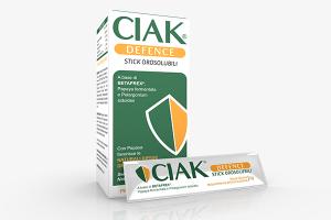 CIAK® DEFENCE STICK OROSOLUBILI