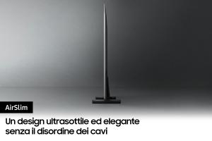 """Samsung Series 8 TV Crystal UHD 4K 43"""" UE43AU8070 Smart TV Wi-Fi Black 2021"""