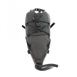 Borsa sottosella waterproof 100% per bikepacking da 6 litri