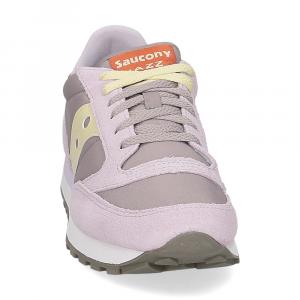 Saucony Jazz Original purple yellow-3