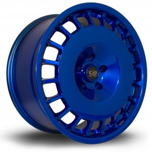 Cerchi in lega  Rota  D154  18''  Width 8.5   5x100  ET 30  CB 73    HBlue