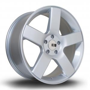 Cerchi in lega  356 Wheels  Kudos  20''  Width 8.5   6x139  ET 25  CB 10,8    Silver