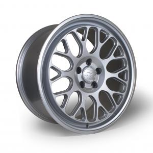 Cerchi in lega Fifteen52  Formula GT  19''  Width 9.5   5x120  ET 35  CB 72,6    Speed Silver