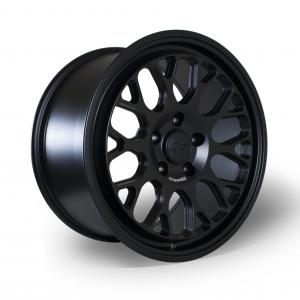 Cerchi in lega Fifteen52  Formula GT  19''  Width 8.5   5x108  ET 42  CB 63,4    Asphalt Black