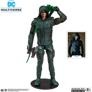 DC Multiverse: GREEN ARROW by McFarlane Toys