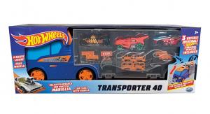 HOT WHEELS - TRANSPORTER 40 NEW C/3 AUTO 42041 ODS srl