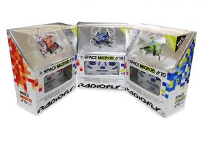 RADIOFLY - SPACE MICROB//10 40013 ODS srl