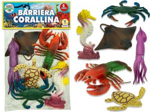 BARRIERA CORALLINA 6 PZ 66890 TEOREMA
