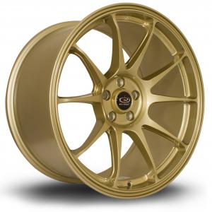 Cerchi in lega  Rota  Titan  18''  Width 9.5   5x100  ET 35  CB 73    Gold