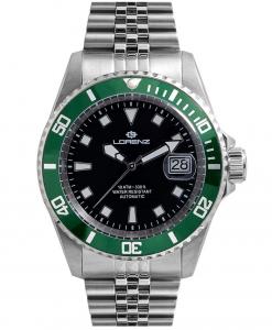 Lorenz Orologio Submarine - Green