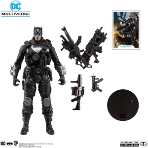 DC Multiverse: Dark Knights Metal - Grim Knight BATMAN by McFarlane Toys
