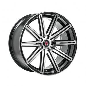 Cerchi in lega  AXE  EX15  20''  Width 9   5x115  ET 40  CB 73.1    Black & Polished