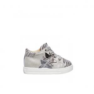 Sneaker argento Falcotto