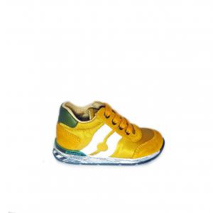 Scarponcino giallo Naturino